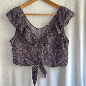 American Eagle cropped top
